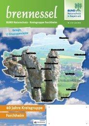 40 Jahre Kreisgruppe Forchheim - Bund Naturschutz Forchheim ...