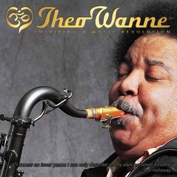 Theo Wanne™ Brochure
