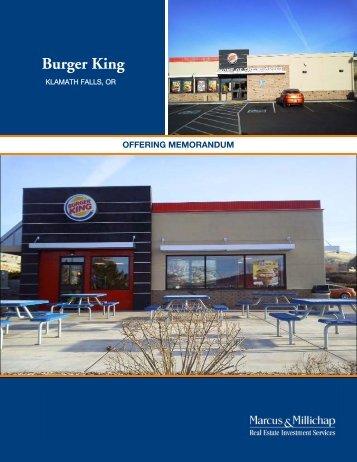 Burger King - Nisbet Group