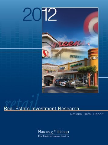 National Retail Report - Nisbet Group