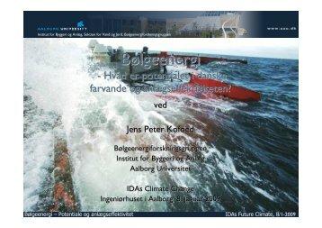 Bølgeenergi - Ida