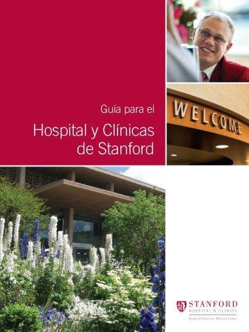 Hospital y Clínicas de Stanford - Stanford Hospital & Clinics
