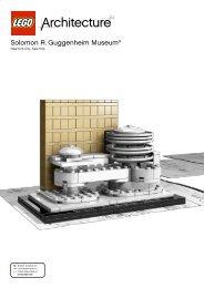 Solomon R. Guggenheim Museum® - Lego