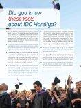 The IDC Herzliyan - Winter 2012 - Page 2
