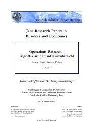 Operations Research – Begriffsklärung und Kurzübersicht - Friedrich ...