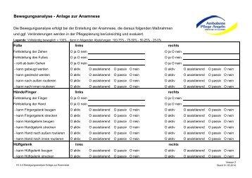 K1.4.4 Bewegungsanalyse Anlage zur Anamnese