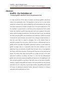 Graffiti - the forbidden art - Forskning - Page 2