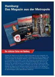 Hamburg: Das Magazin aus der Metropole - sz-media.de ...