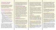 Informasjon til gravide om fosterdiagnostikk - Helsedirektoratet