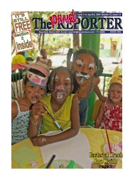 April 1 to April 8, 2005 Volume 12, Issue 13 - The Bonaire Reporter