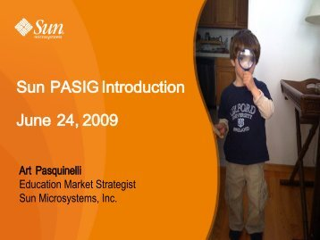 Introduction to the PASIG, Agenda Overview - (lib.stanford.edu ...
