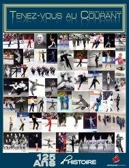 TENEZ-VOUS AU COURANT - Skate Canada