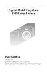 Digitalt Kodak EasyShare LS755 zoomkamera