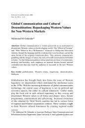 global media - International Islamic University Malaysia