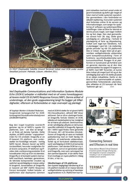 Telegrafen 4. udgave 2012 - Forsvarskommandoen