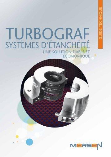 Turbograf systèmes d'étanchéité