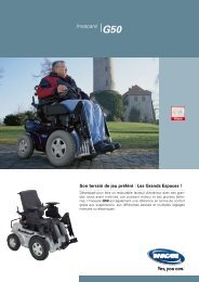 Pages WEB G50 2013.pdf - Invacare
