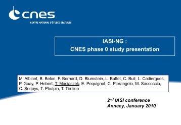 IASI-NG - Cnes