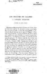 Les dioceses de Calabre a l'epoque byzantine d'apres un livre recent