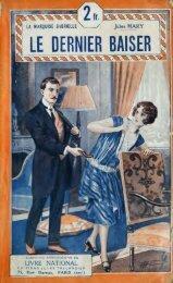 Le dernier baiser : dramatic roman d'amour