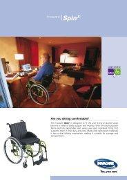 4P SpinX_EU.pdf - Invacare