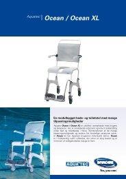 Aquatec® Ocean / Ocean XL - Invacare