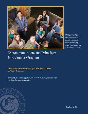 Telecommunications and Technology Infrastructure Program