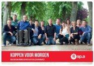 koppen voor morgen - Leuven - SP.a