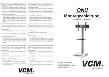 Montageanleitung jalousie vario flexx - Catalogus gaggenau ...