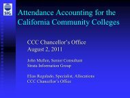 Attendance Accounting