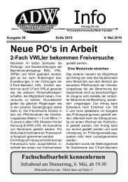 Ausgabe 26 - Arbeitsgemeinschaft Demokratischer ...