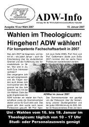 Ausgabe 16 - ADW