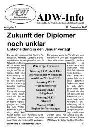 Ausgabe 08 - Arbeitsgemeinschaft Demokratischer ...