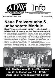 Ausgabe 25 - ADW