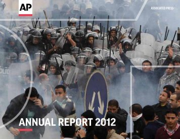 ANNUAL REPORT 2012 - Associated Press