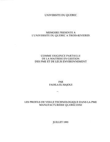 Télécharger (3355Kb) - Université du Québec à Trois-Rivières