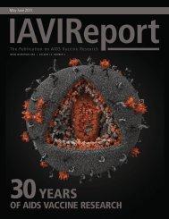 IAVI Report (PDF) - CD8 T cells