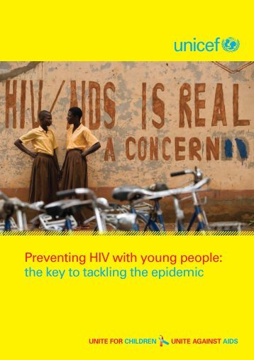 Preventing HIV with young people