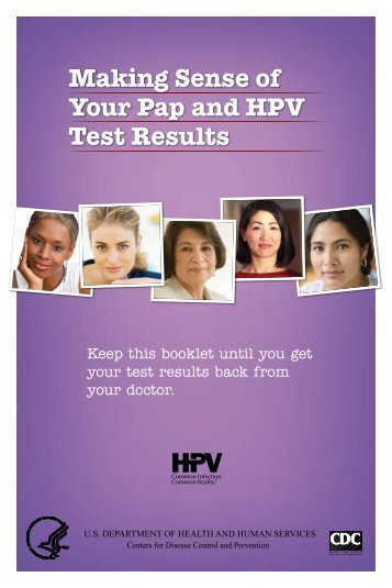 Making Sense of Your Pap and HPV Test Results - CD8 T cells - The ...