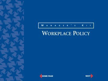 HIV/AIDS Workplace Policy Kit - Cover - CD8 T cells - The Body