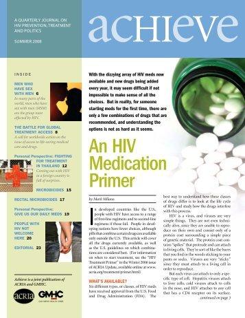 Summer 2008 Issue - GMHC