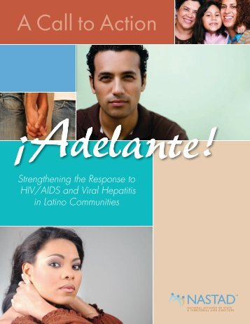 NASTAD: ¡Adelante! - National Latino AIDS Awareness Day