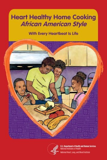Heart Healthy Home Cooking, African American Style, With Every ...