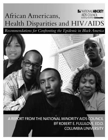 african americans health disparities 2 essay