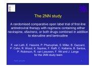 The 2NN study - CD8 T cells