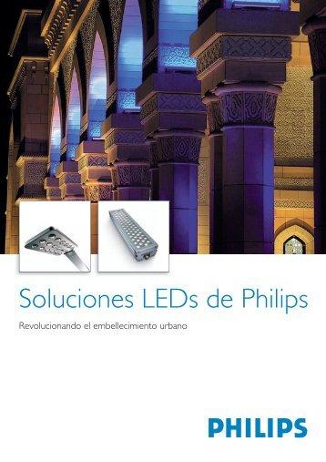 Soluciones LEDs de Philips