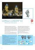 Soluciones LEDs de Philips - Page 6