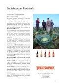 AoeL Jahrbuch 2009 - Assoziation ökologischer Lebensmittel ... - Page 7