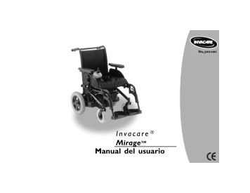 Manual - Invacare