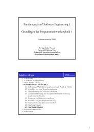 Vorlesung 9 - Technische Informatik